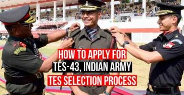 How to Apply for TES-43 and Selection Process of TES