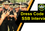 Dress Code for SSB Interview