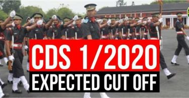 CDS 1/2020 Expected Cutoff, CDS 1 Cut off 2020
