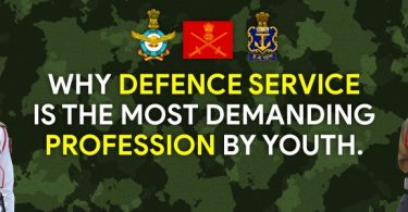 Why Defence Service is Most Demanding Profession for Youth
