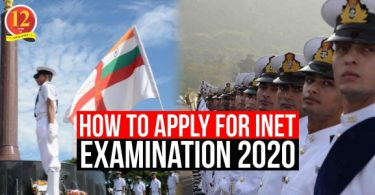 How to Apply for INET 2020 (Indian Navy Entrance Test)