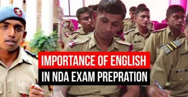 Importance of English for NDA Exam Preparation.
