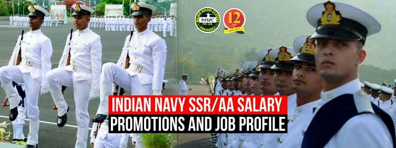 Navy Sailor Salary, Allowances and Job Profile for SSR and AA