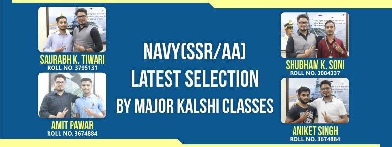 Navy SSR/AA Latest Selection by Major Kalshi Classes