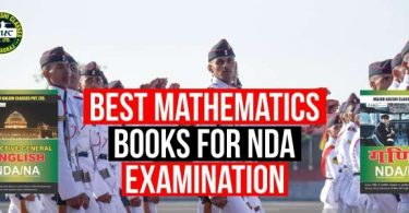 Best Mathematics Books for NDA Examination