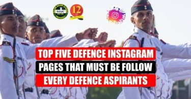 Top 5 Defence Instagram Pages that must be followed Every Defence Aspirants