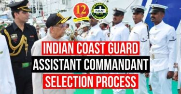 Indian Coast Guard Assistant Commandant Syllabus and Exam Pattern