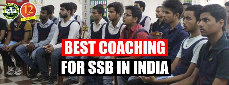 Best coaching for SSB in India