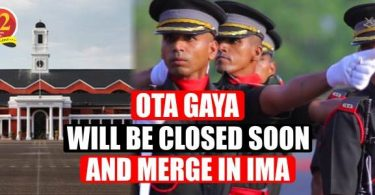 OTA Gaya will be Closed Soon and to be Merged in IMA