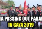 OTA Passing Out Parade in Gaya 2019