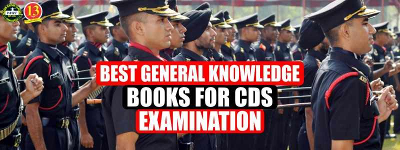 Best General Knowledge Books for CDS Examination