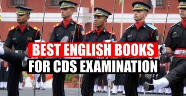 Best English Books for CDS Examination