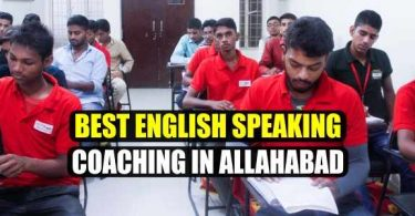 Best English Speaking Coaching in Allahabad