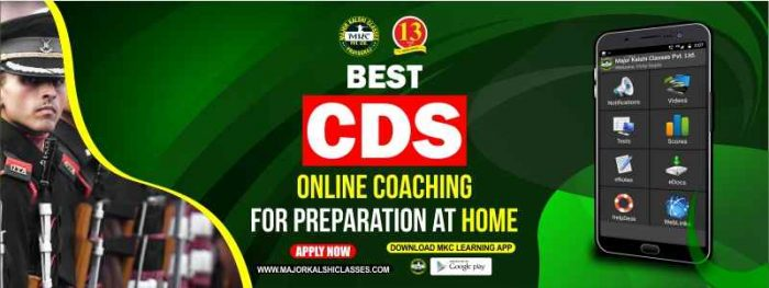 CDS Online Course 2/2021 by MKC Learning App.