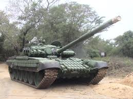 Combat Improved Ajeya Tank | Defence Research and Development Organisation  - DRDO|GoI