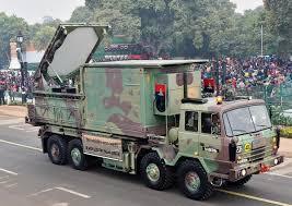 Swathi Weapon Locating Radar - Wikipedia