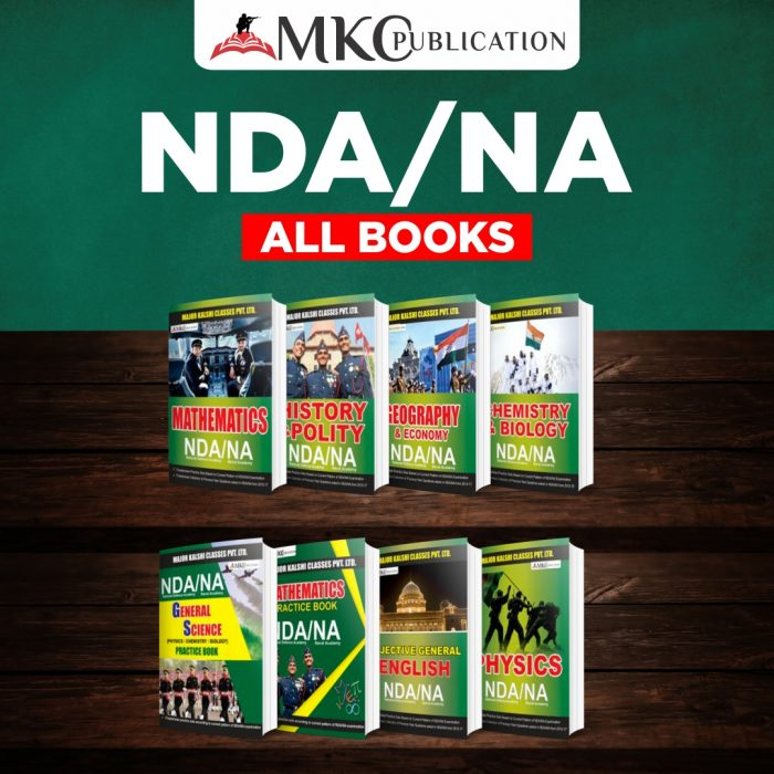 NDA 2021 Books: Important NDA Books for Selection