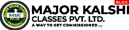 Major Kalshi Coaching Classes Pvt. Ltd.